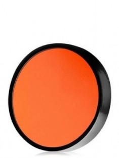 Акварель компактная восковая Make-Up Atelier Paris F18 Мерцающе-Оранжевый запаска 6 гр