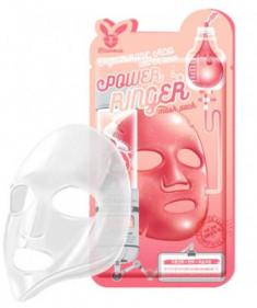 Маска тканевая с гиалуроновой кислотой Elizavecca Hyaluronic Acid Water Deep Power Ringer Mask Pack
