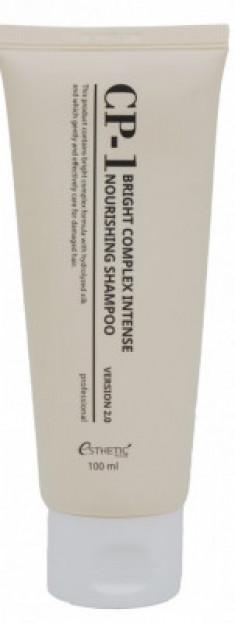 Шампунь протеиновый ESTHETIC HOUSE CP-1 BC Intense Nourishing Shampoo Version 2.0 100мл