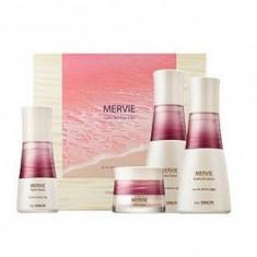 набор для лица уходовый the saem mervie hydra skin care 3 set