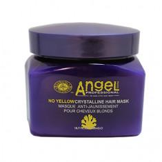 Angel Professional, Маска для нейтрализации желтизны Crystalline, 500 мл
