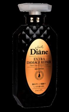 Шампунь Восстанавливающий с кератинами Moist Diane Perfect Beauty Extra 450 мл