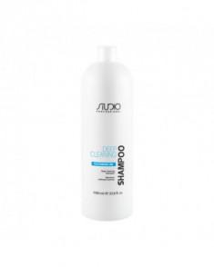 Шампунь глубокой очистки для всех типов волос Kapous Professional 1000 мл