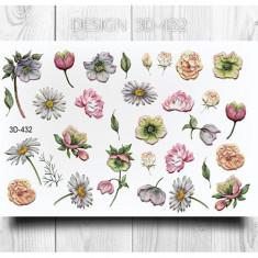 AnnaTkacheva,3D-слайдер№432 «Цветы. Цветочки» Anna Tkacheva