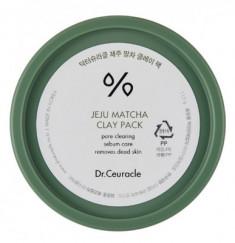 Глиняная маска для лица с матчей Dr.Ceuracle Matcha Clay Pack 115 г