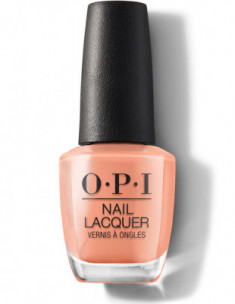 Лак для ногтей OPI CLASSIC Coral ing Your Spirit Animal NLM88 15 мл