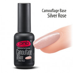 PNB, База Camouflage, Silver Rose, 8 мл