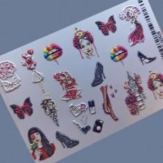 AnnaTkacheva,3D-слайдер№528 «Девушки. Губы» Anna Tkacheva