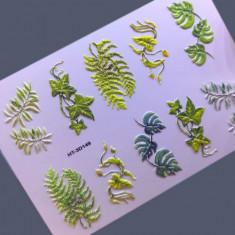 AnnaTkacheva,3D-слайдерHT№149 «Листья. Веточки» Anna Tkacheva