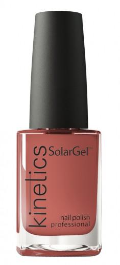 KINETICS 458 лак профессиональный для ногтей / SolarGel Polish Roots 15 мл