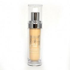 Тон флюид водоустойчивый Make-Up Atelier Paris 1Y FLW1Y бледно-золотистый 30 мл