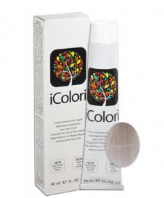 KAYPRO 10.10 краска для волос, золотой бежевый платиновый блондин / ICOLORI 100 мл