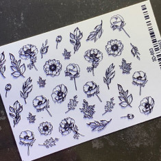 AnnaTkacheva,3D-слайдер№663 «Цветы. Цветочки» Anna Tkacheva