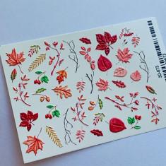 AnnaTkacheva,3D-слайдер№673 «Осень. Листья» Anna Tkacheva