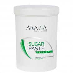 ARAVIA Паста сахарная для шугаринга Тропическая 1500 г