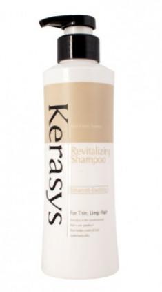 Шампунь укрепляющий для тонких и ослабленных волос KeraSys 400 г