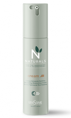 LEVISSIME Крем увлажняющий и восстанавливающий / Naturals Cream 50 мл