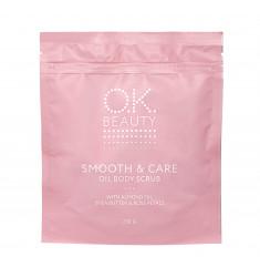 OK BEAUTY Скраб для тела / SMOOTH & CARE 250 г