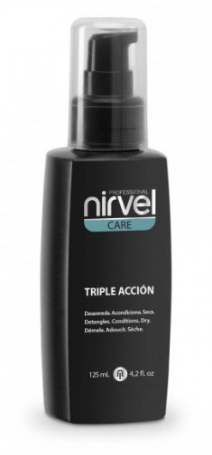 NIRVEL PROFESSIONAL Кондиционер-спрей тройного действия / TRIPLE ACTION 125 мл