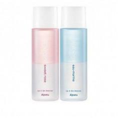 двухфазное средство для снятия водостойкого макияжа a'pieu lip&eye wash remover