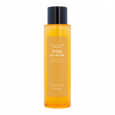 многофункциональное витаминизирующее средство для мужчин для ухода за кожей eunyul yellow seed therapy vital homme all-in-one
