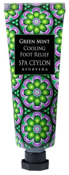 SPA CEYLON Бальзам охлаждающий для ног Зеленая мята 50 г