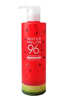 HOLIKA HOLIKA Гель универсальный для лица и тела с экстрактом арбуза / Water Melon 96% Soothing Gel 390 мл
