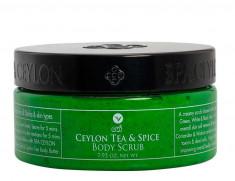 SPA CEYLON Скраб для тела Цейлонский чай и пряности 225 г