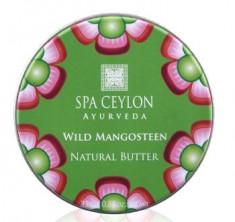 SPA CEYLON Баттер ультрапитательный на основе кокосового масла Дикий мангустин 25 г