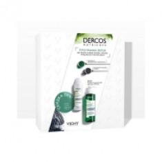 Vichy Набор Детокс: Глубоко очищающий шампунь Dercos Nutrients 250 мл + Сухой шампунь Dercos Nutrients 150 мл Unsort