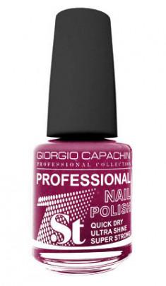 GIORGIO CAPACHINI 45 лак для ногтей, алмазная роза / 1-st Professional 16 мл
