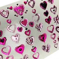AnnaTkacheva,3D-слайдерCrystalHT№495 «Сердце. Любовь» Anna Tkacheva