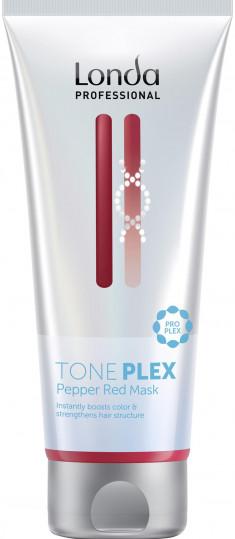 LONDA PROFESSIONAL Маска для волос Красный перец / TONEPLEX 200 мл