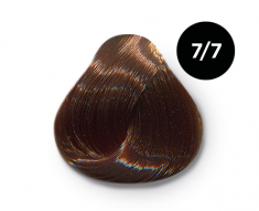 OLLIN PROFESSIONAL 7/7 краска для волос, русый коричневый / OLLIN COLOR 100 мл