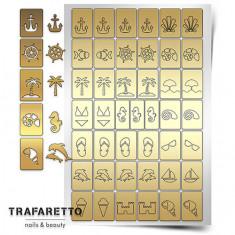 Trafaretto, Трафареты «Пляж»