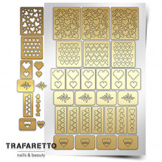 Trafaretto, Трафареты «Сердца»