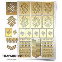 Trafaretto, Трафареты «Уголки»