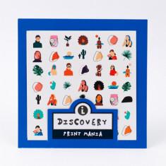 Lianail, Слайдер-дизайн Print Mania, Discovery №2
