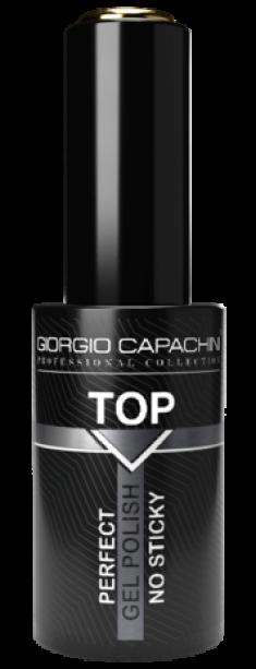 GIORGIO CAPACHINI Покрытие верхнее универсальное, без липкого слоя / PERFECT 12 мл