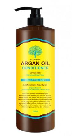 EVAS Кондиционер аргановый для волос / Char Char Argan Oil Conditioner 1500 мл