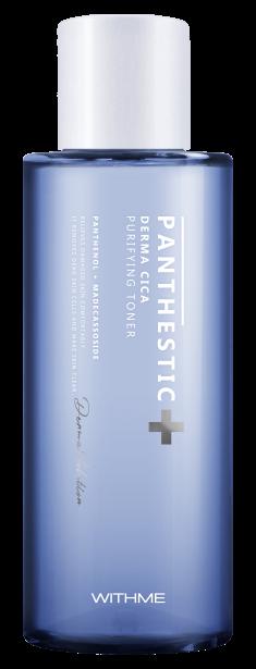 EVAS Тонер успокаивающий для лица / WITHME Panthestic Derma Cica Purifying Toner 500 мл