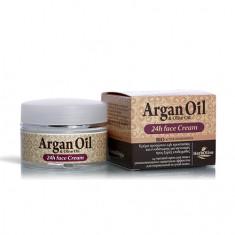 ArganOil, Крем для нормальной и сухой кожи, 50 мл