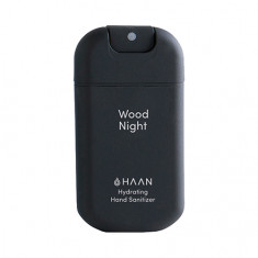 HAAN, Дезинфицирующий спрей для рук Wood Night, 30 мл