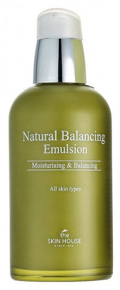 THE SKIN HOUSE Эмульсия балансирующая / Natural Balancing 130 мл