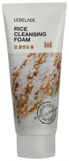LEBELAGE Пенка с экстрактом риса для умывания 100 мл
