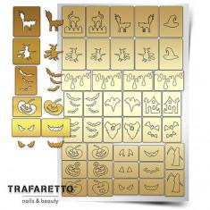 Trafaretto, Трафареты «Хэллоуин»