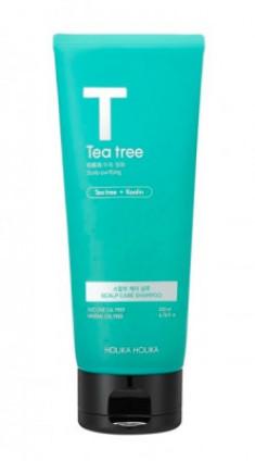 Шампунь-маска с маслом чайного дерева Holika Holika Tea Tree Scalp Care Shampoo 200 мл