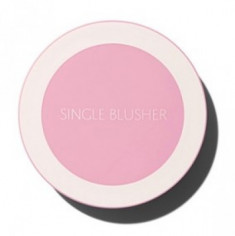 Румяна THE SAEM Saemmul Single Blusher PP04 Blueberry Milk