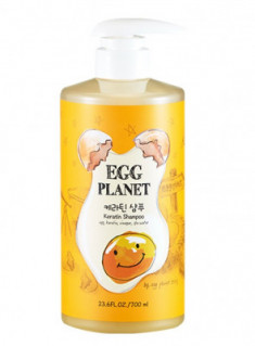 Шампунь яичный с кератином DAENG GI MEO RI EGG PLANET Keratin Shampoo 700мл