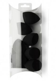 Профессиональный спонж для макияжа PROMAKEUP SPONGE черный 7шт PROMAKEUP laboratory